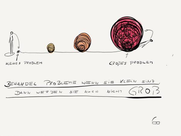 Kleine Probleme mit der Reklamation dank gutem Reklamationsmanagement © Frank Dunker