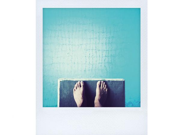 Mut im Verkauf gewinnt © Frank Dunker